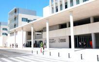 Hospital Universitario del Vinalopó (Elche) perteneciente al grupo Ribera Salud