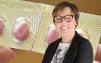 Blanca Ruiz es la presidenta de la Federación Española de Fibrosis Quística