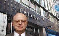 Ian Read, CEO de Pfizer.