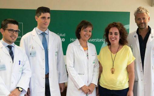 El Hospital Reina Sofía incorpora técnicas menos invasivas para tratar tumores en la base del cráneo