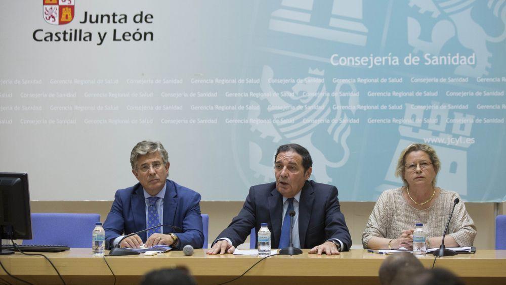 No está confirmada la asistencia de Antonio María Sáez Aguado, consejero de Sanidad de Castilla y León, en la reunión prevista para el lunes