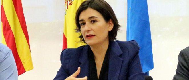 Carmen Montón, ministra de Sanidad, Consumo y Bienestar Socialjpeg