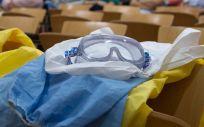 La UE trata de combatir el brote de Ébola surgido en el Congo a través de material médico y logístico.