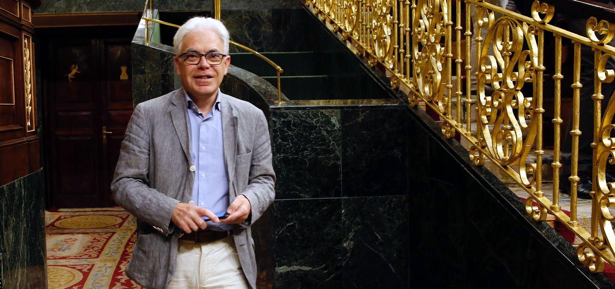 Jesús María Fernández, portavoz de Sanidad del PSOE en el Congreso de los Diputados.