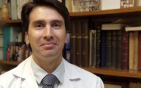 """Francisco Chana es Doctor en Medicina """"Cum Laude"""" por la Universidad Complutense de Madrid"""