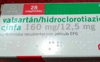 Sanidad retira nuevos lotes de valsartán de Cinfa y Pensa Pharma.