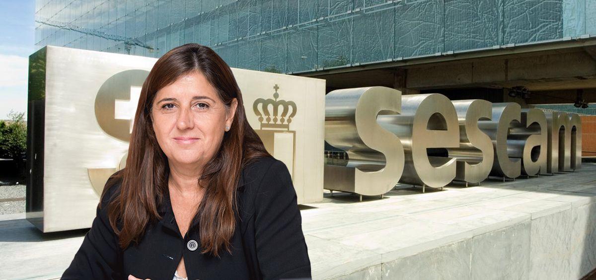 Regina Leal Eizaguirre, Directora-Gerente del Servicio de Salud de Castilla La Mancha (Foto. Sescam)