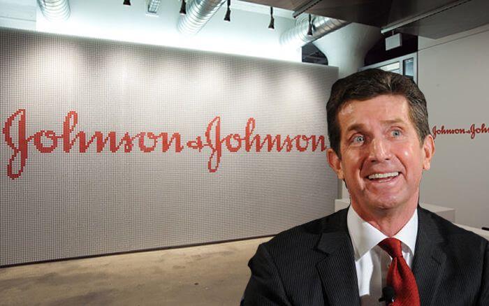 Alex Gorsky, CEO de Johnson & Johnson