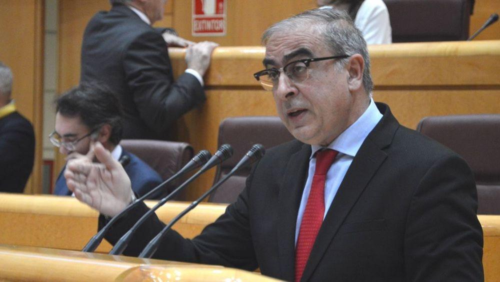 José Martínez Olmos, exsecretario general de Sanidad y exsenador del PSOE (Foto: PSOE)