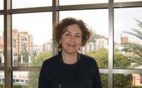 La doctora María Isabel Moya, presidenta del Colegio Oficial de Médicos de Alicante (COMA)