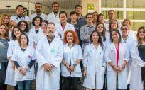 Grupo del CIBERES en el Hospital Universitario Arnau de Vilanova