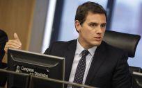 Albert Rivera, presidente de Ciudadanos, defiende la regulación de la gestación subrogada en España.