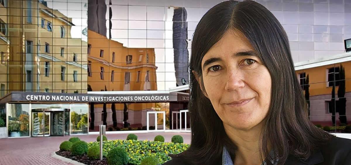 María Blasco, directora del CNIO