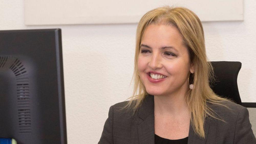 Beatriz Domínguez Gil, directora general de la Organización Nacional de Trasplantes (ONT).