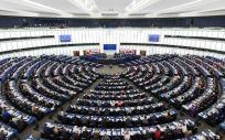 Imagen del pleno del Parlamento Europeo.