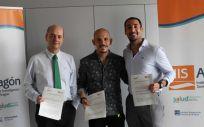 El Instituto de Investigación Sanitaria de Aragón firma acuerdo para visibilizar la ELA