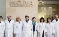 Integrantes del Instituto de Investigación INCLIVA.