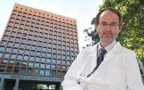 Jorge Sierra, presidente de la Sociedad Española de Hematología y Hemoterapia (SEHH)