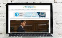 ConSalud.es supera las 600.000 visitas en agosto
