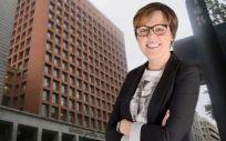 En la imagen, Blanca Ruiz, presidenta de la Federación Española de Fibrosis Quística