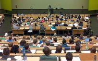 """Desde el CEEM han deseado """"mucha suerte, ánimo y entusiasmo"""" a los nuevos estudiantes de Medicina"""