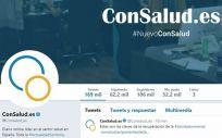 ConSalud.es en redes sociales