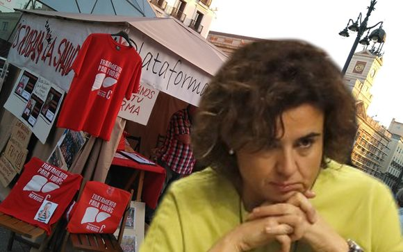 Dolors Montserrat sigue sin cumplir su compromiso de 200 millones contra la hepatitis C