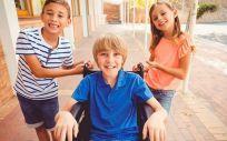 La distrofia muscular de Duchenne es una enfermedad rara que afecta a los niños