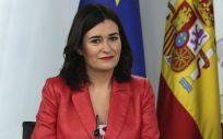 Carmen Montón, ex ministra de Sanidad, Consumo y Bienestar Social.