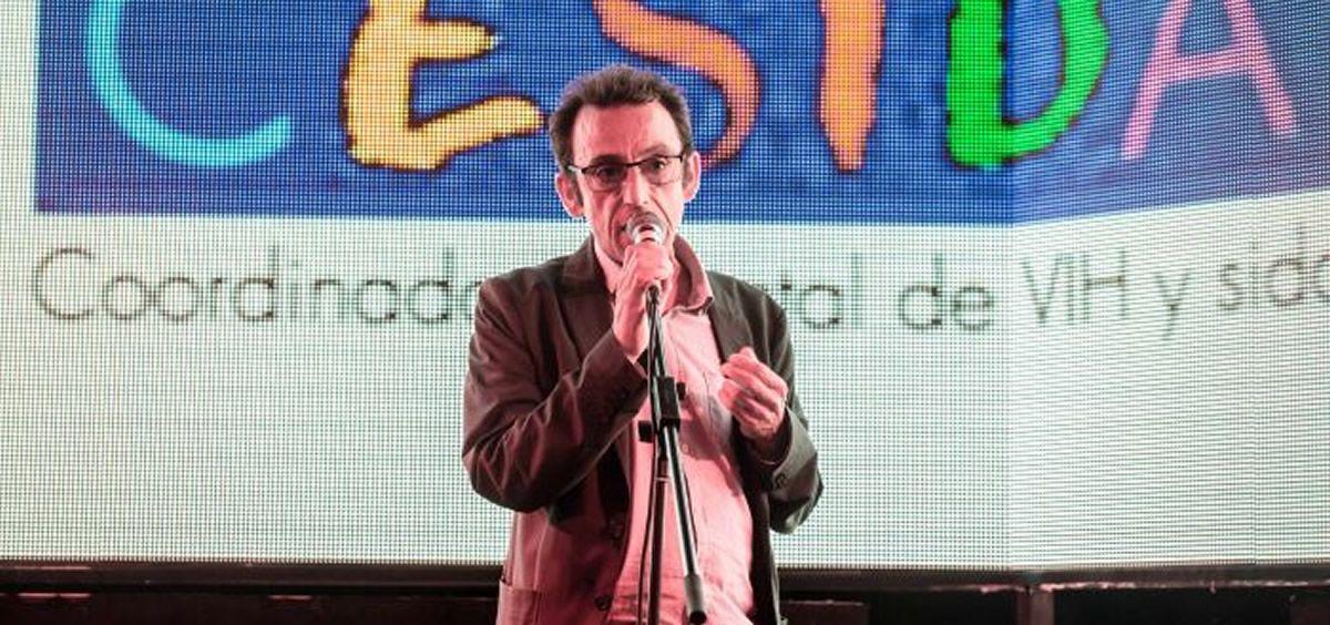 Ramón Espacio, presidente de CESIDA