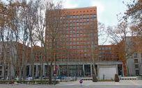 Sede del Ministerio de Sanidad, en Madrid.