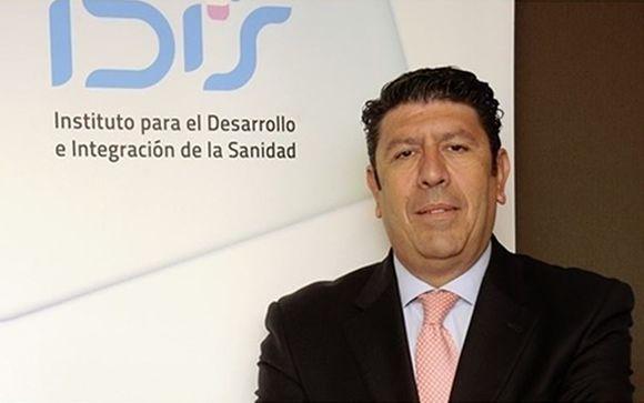 Manuel Vilches, director general de IDIS