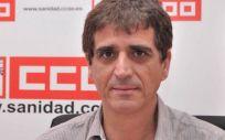 Antonio Cabrera, secretario general de la FSS-CCOO.