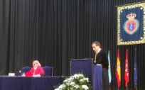 Javier Ramos, rector de la Universidad Rey Juan Carlos