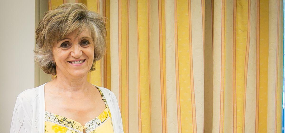 María Luisa Carcedo, ministra de Sanidad, Consumo y Bienestar Social.