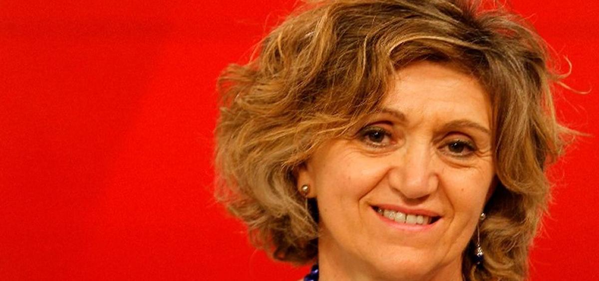 María Luisa Carcedo, nueva ministra de Sanidad del Gobierno de Pedro Sánchez.