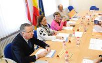 Reunión del Consejo de Administración del Idival