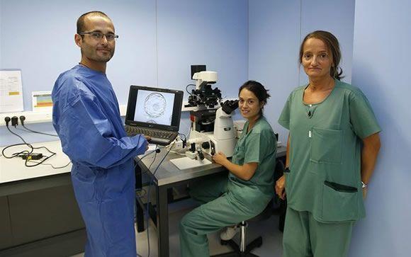 Investigadores del BioDonostia y de la UPV/EHU.