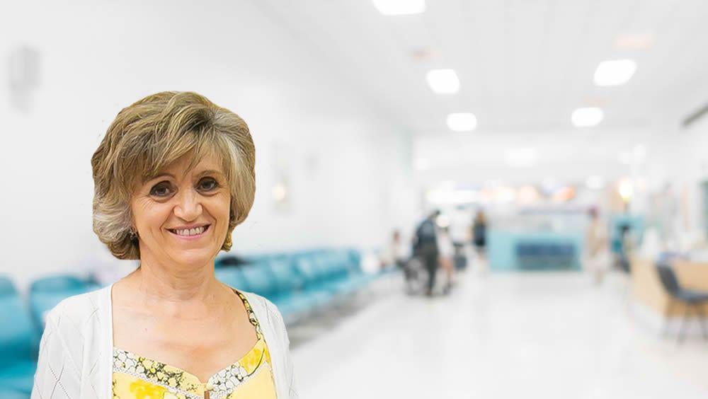 María Luisa Carcedo, nueva ministra de Sanidad, Consumo y Bienestar Social