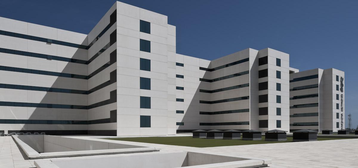 Hospital Universitario y Politécnico La Fe.