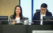 Patxi López preside la Comisión de Sanidad, Consumo y Bienestar Social del Congreso.