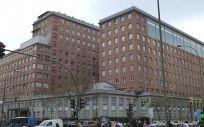 Hospital Universitario de La Princesa, uno de los centros organizadores