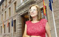 Pilar Ventura, consejera de Sanidad del Gobierno de Aragón