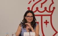 La vicepresidenta y consejera de Igualdad y Políticas Inclusivas, Mónica Oltra.