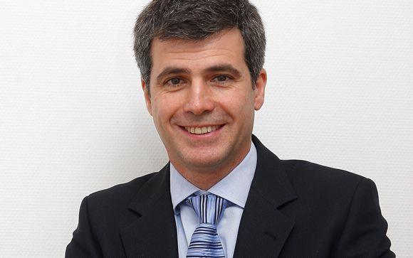 Adolfo Fernández-Valmayor, presidente del IDIS.