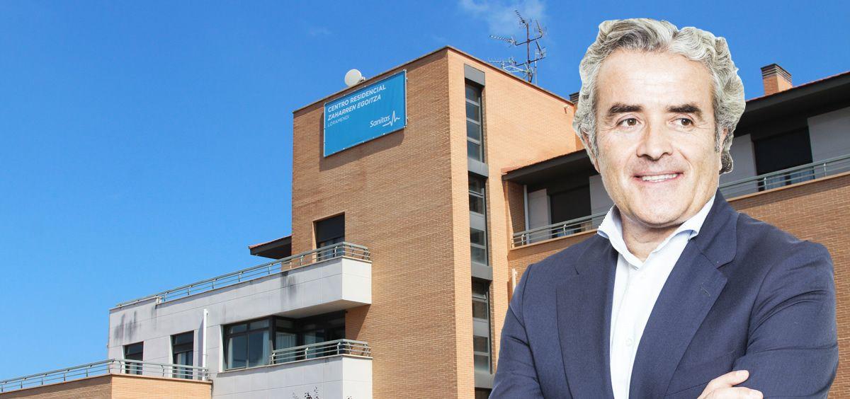 El CEO de Sanitas, Iñaki Ereño.