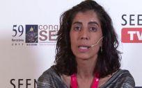 Cristina Lamas, coordinadora general del Área de Neuroendocrinología de la SEEN.