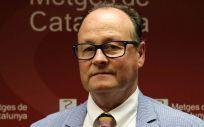 Jordi Cruz, presidente de Metges de Catalunya