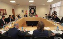 Junta de las Cortes de Castilla y León