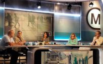 El secretario del Sector Primaria ICS de Metges de Catalunya (MC), Óscar Pablos, durante su entrevista en Els Matins de TV3